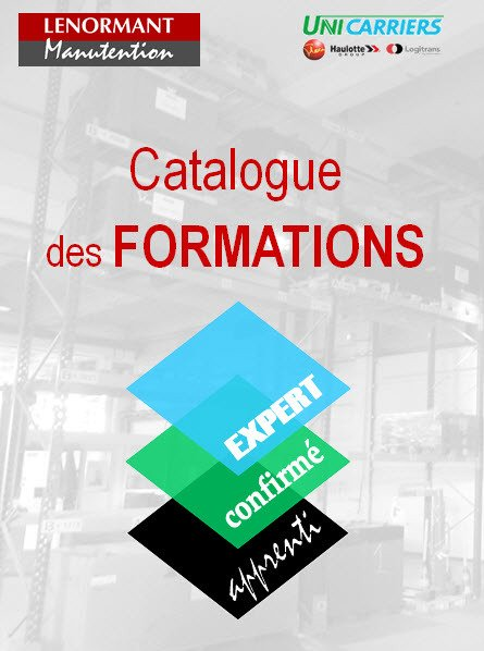 Image Catalogue de toutes nos formations LM
